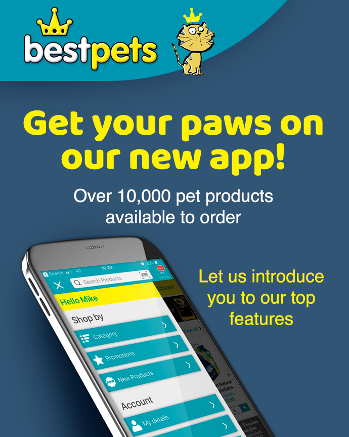 Get your paws on our new app!