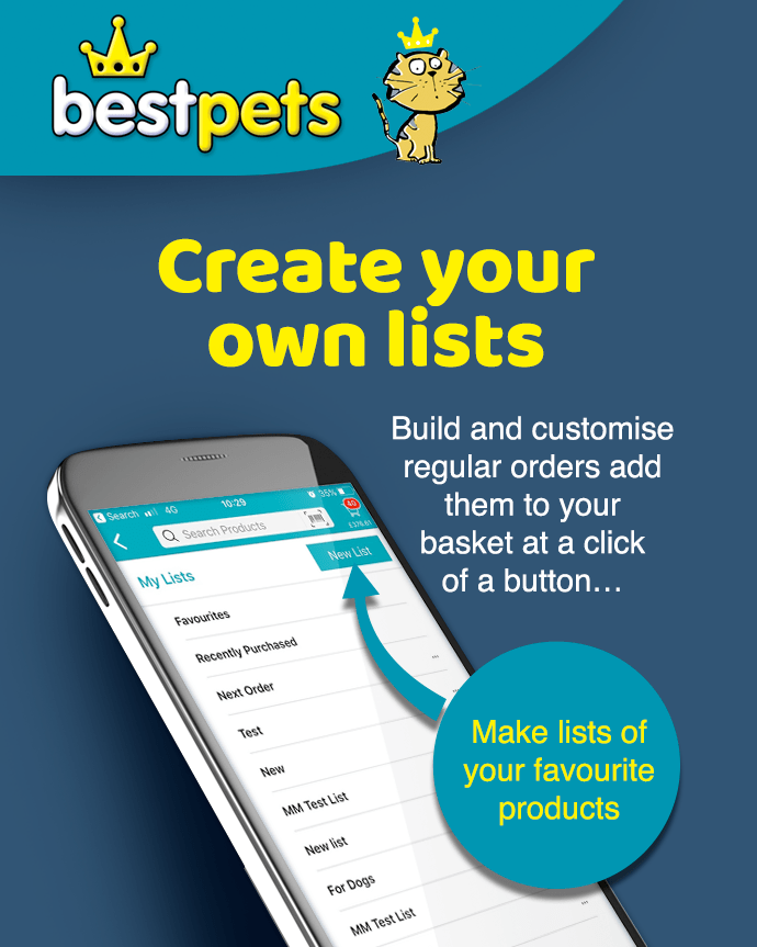 Create your own lists