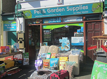 Pet and Garden Supplies