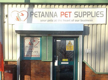 Petanna Pet Supplies Ltd, Dunfermline