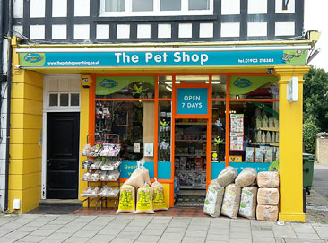 The Pet Shop, Worthing