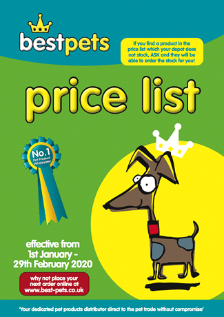 Bestpets Price List