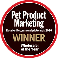 Bestpets named Wholesaler of the Year again!