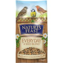 Natures Feast Everyday 4 Seed