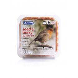 Johnson's Seed & Berry Suet Feast