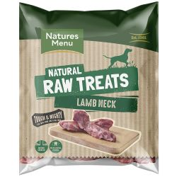Natures Menu Natural Raw Lamb Neck
