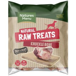 Natures Menu Natural Raw Beef Knuckle Bone