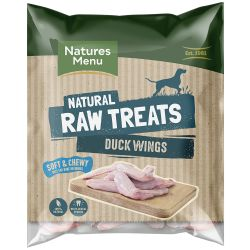 Natures Menu Natural Raw Duck Wings