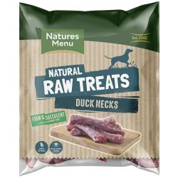 Natures Menu Natural Raw Duck Necks