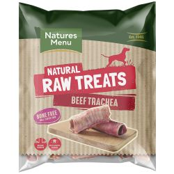 Natures Menu Natural Raw Beef Trachea
