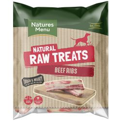 Natures Menu Natural Raw Beef Ribs