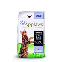 Applaws Cat Dry Chicken & Duck
