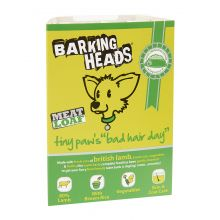 Barking Heads Tiny Paws Bad Hair Day Meatloaf
