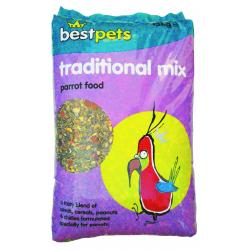 Bestpets Traditional Parrot Mix