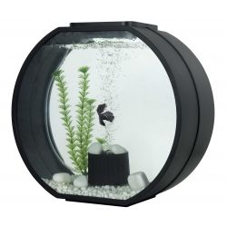 Fish 'R' Fun Deco Aquarium Black
