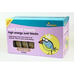 Bestpets Suet Block Insect Variety