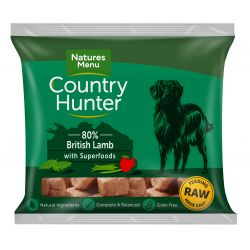 Country Hunter Nuggets British Lamb with Superfoods