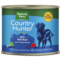 Country Hunter Wild Boar Can