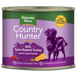 Country Hunter Farm Reared Turkey Can