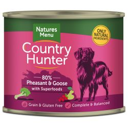 Country Hunter Pheasant & Goose Can