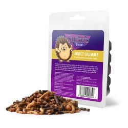 Spikes Insect Crumble Hedgehog Treat