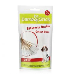 BambooStick Cotton Buds Small