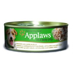 Applaws Dog Chicken & Lamb Jelly