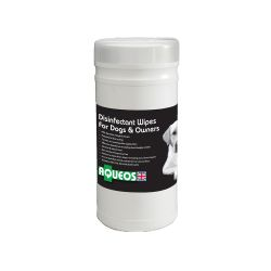 Aqueous Disinfectant Wipes