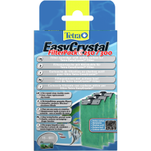Easy Crystal Cartridge Pack C250/300 with Carbon