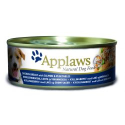 Applaws Dog Chicken & Salmon