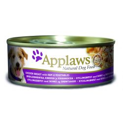Applaws Dog Chicken & Ham