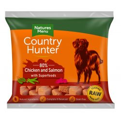 Country Hunter Nuggets Chicken & Salmon with Superfoods