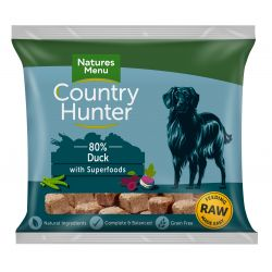 Country Hunter Nuggets Duck with Superfoods