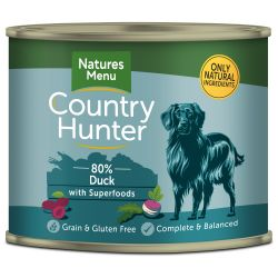 Country Hunter Succulent Duck Can