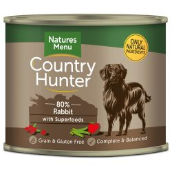 Country Hunter Full Flavoured Rabbit Can