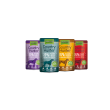 Country Hunter Superfood Selection Dog Pouches