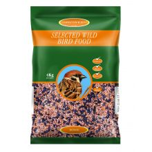 Johnston & Jeff Selected Wild Bird Food