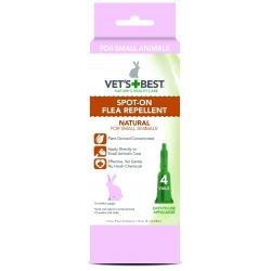 Vets Best  Spot-on Flea Repel Small Animals