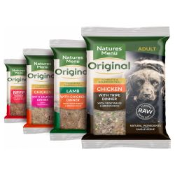 Natures Menu Multi 12 Pack Complete Meals