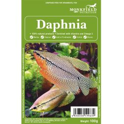 Monkfield Daphnia 100g Pack