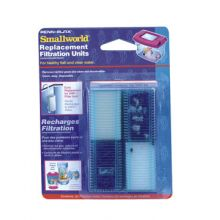 Animate Twin Pack Small World Filter Replacement Cartridges