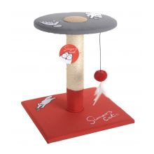 Simon's Cat Platform Scratcher Post