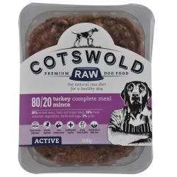 Cotswold RAW Active Mince Turkey
