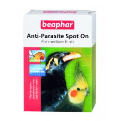 Beaphar Anti-Parasite Spot-on for Medium Birds