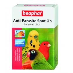 Beaphar Anti-Parasite Spot-on for Small Birds
