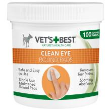 Vet's Best Eye Cleaning Soft Pads