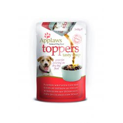 Applaws Dog Adult Topper Chicken 3 pack