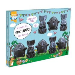 Good Boy Easter Choc Shapes