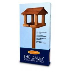 Johnston & Jeff The Dalby Self Assembly Bird Table