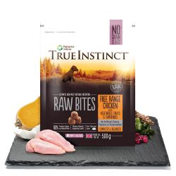 True Instinct Raw Bites Free Range Chicken for Puppies